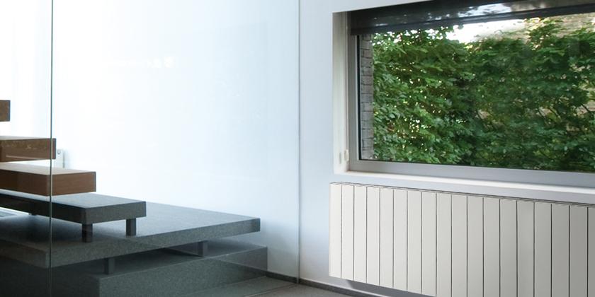 Aluminiowy grzejnik Zaros od firmy VASCO
