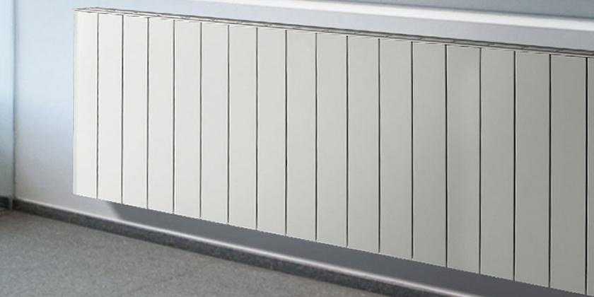 Grzejnik aluminiowy firmy VASCO z serii Zaros